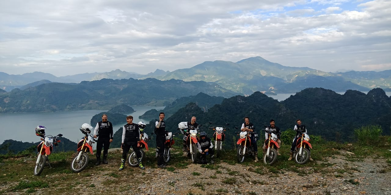 11 Days Epic Ride From Mountain To The Sea: Challenge yourself