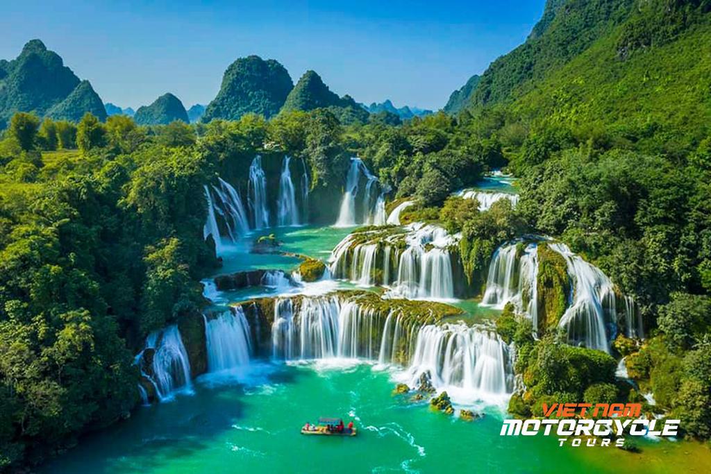 Cao Bang – Ban Gioc waterfall – Quang Uyen