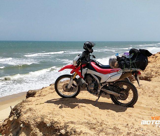 Danang motorbike trip