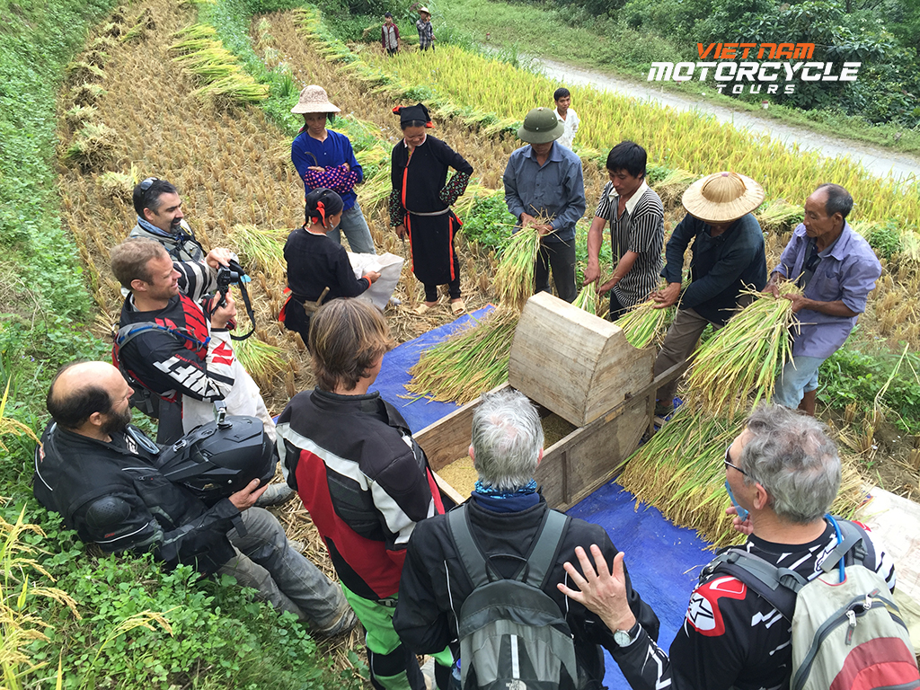 DAY 6:SAPA MOTORCYCLE TOURS TO REMOTE VILLAGES – HOMESTAY TOURS WITH THE HILLTRIBES