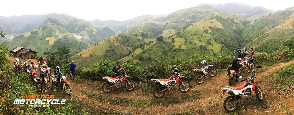 DAY 4:SON LA MOTORCYCLE TOUR TO THAN UYEN ( LAI CHAU )