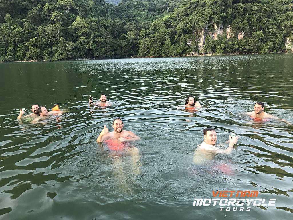 DAY 8: BA BE LAKE - HANOI