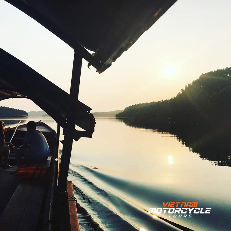DAY 12: THAC BA LAKE – HANOI:( B, L – 180 KM )