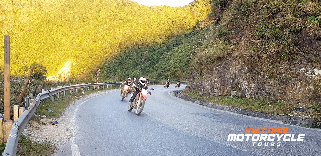 Motorbike Tour From Than Uyen To Mu Cang Chai and Phu Yen