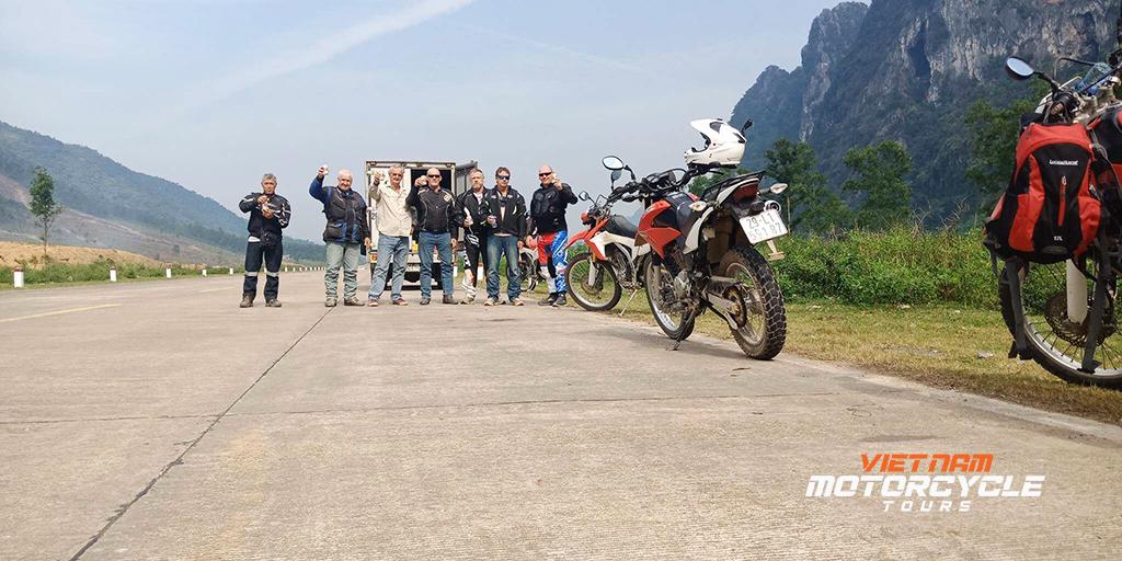 DAY 7: MAI CHAU MOTORBIKE TRIP TO TAN KY