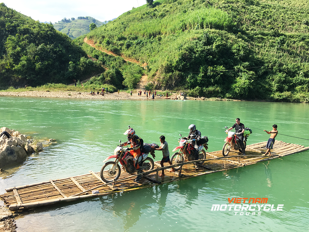 Highlights Of 14 Day Top North Vietnam Motorcycle Tour: