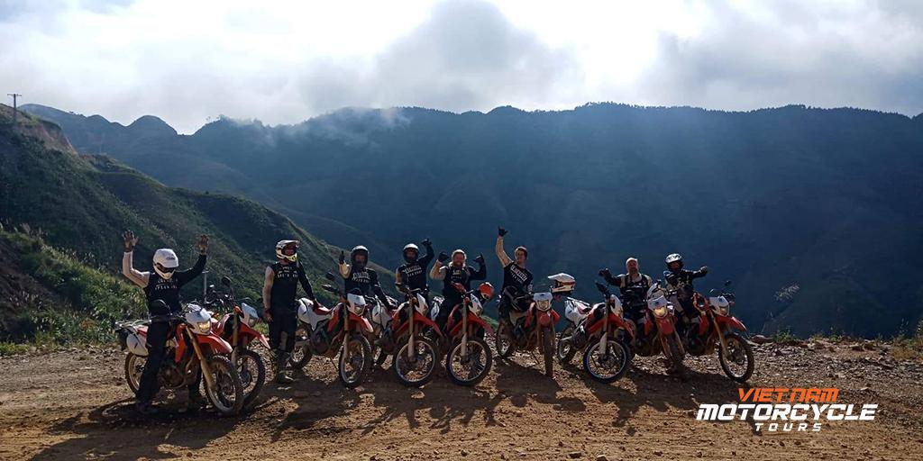 DAY 3:PHU YEN - SON LA CITY – OFF-ROAD MOTORBIKING TOURS TO HILLTRIBE'S VILLAGES