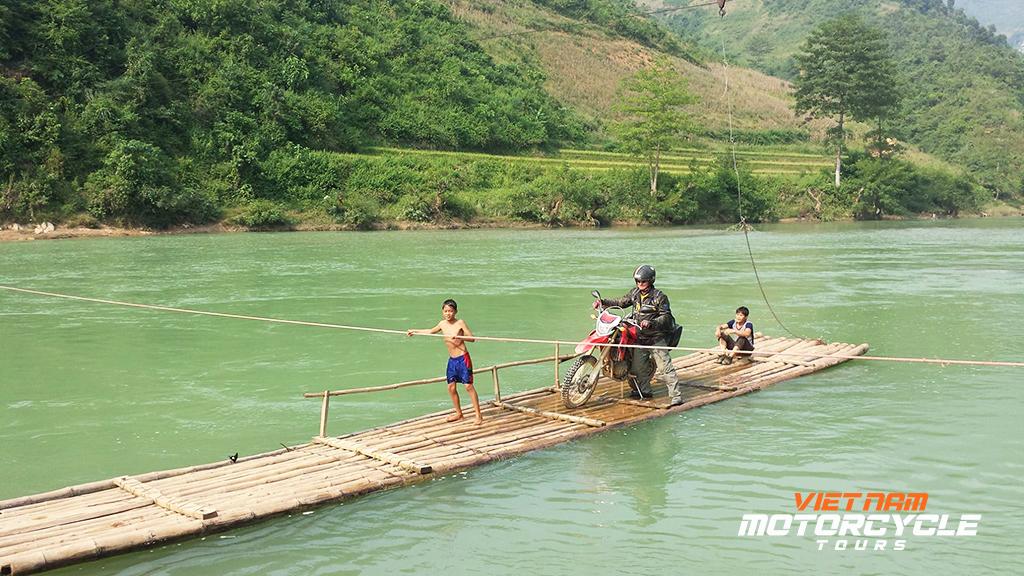 North Vietnam Motorcycle Tours-12 days