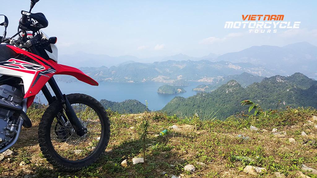 DAY 2:MAI CHAU - PHU YEN (SON LA) – OFF-ROAD MOTORCYCLE TOURS TO TRIBAL VILLAGES