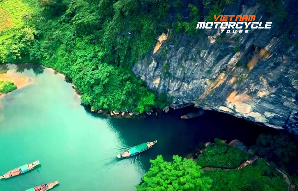 Tan Ky Motorbike Tour To Phong Nha