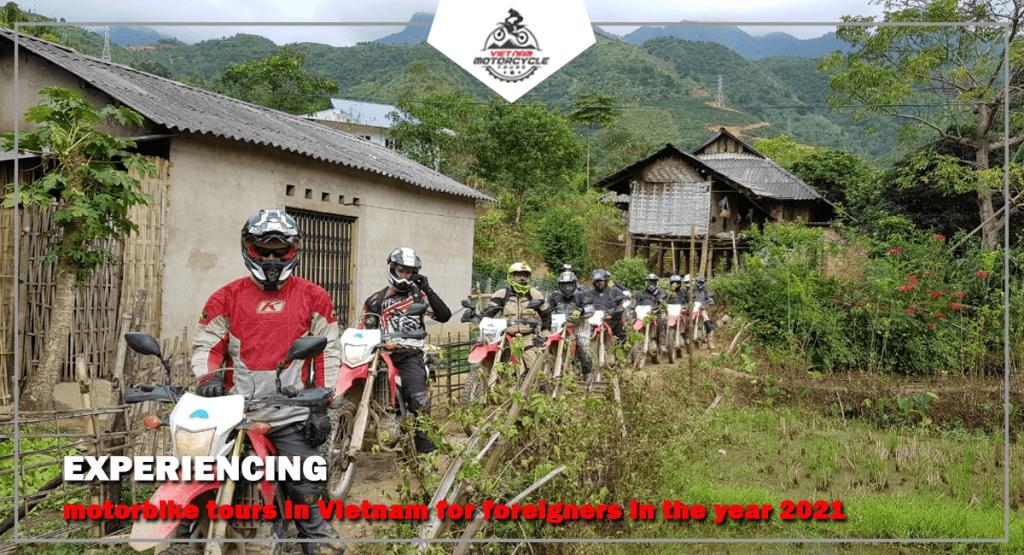 Experiencing motorbike tours in Vietnam