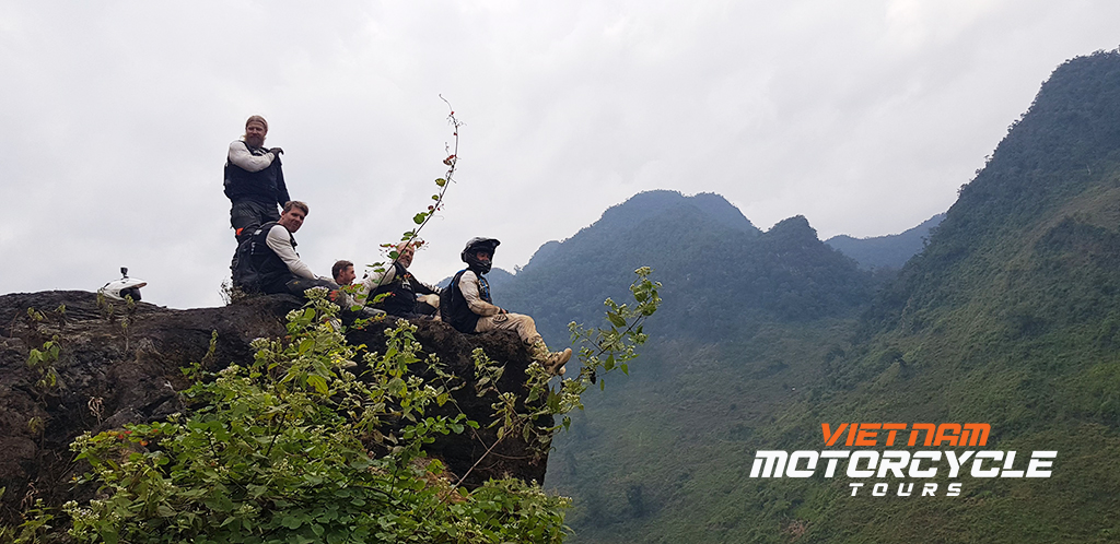 The upland fair - Ha Giang motorcycle tours
