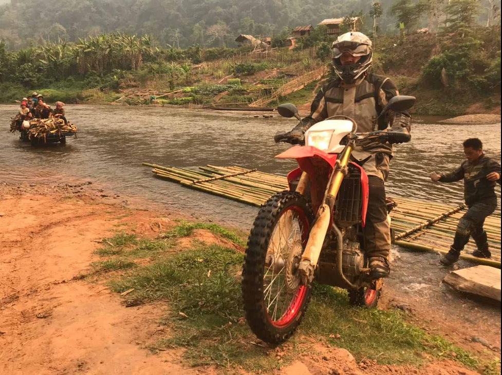 dirt bike tours