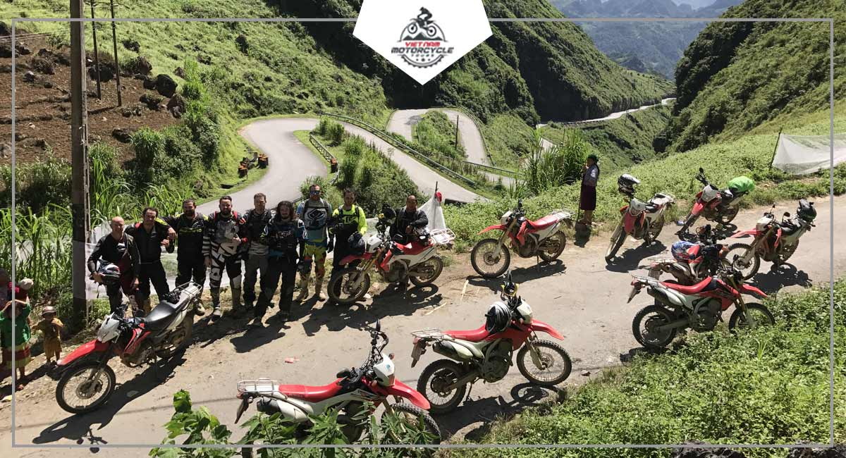 Who can ride Vietnam motorcycles when traveling in Vietnam