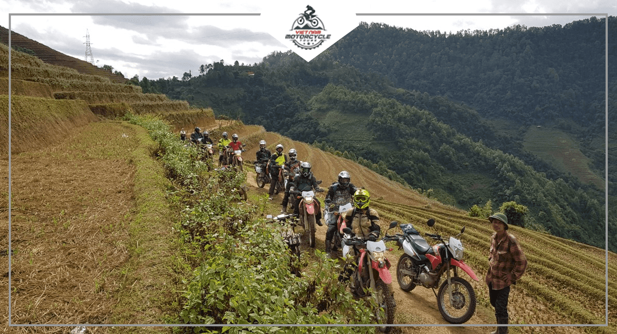 Equipment required for Sapa motorcycle tours