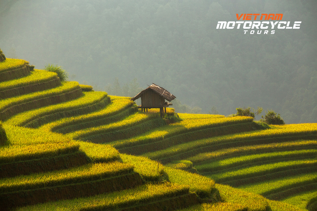 The ideal time to travel to Sapa by motorcycle