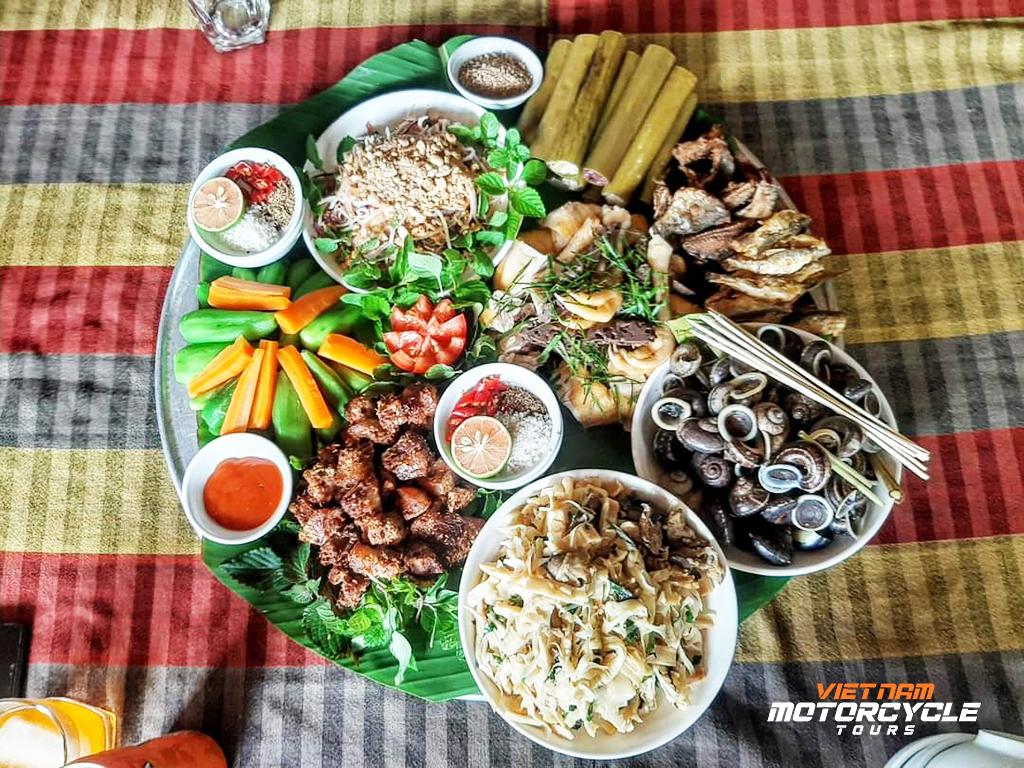 Day 1: Hanoi - Mai Chau ( distance 180km). In Mai Chau we will pass places like: