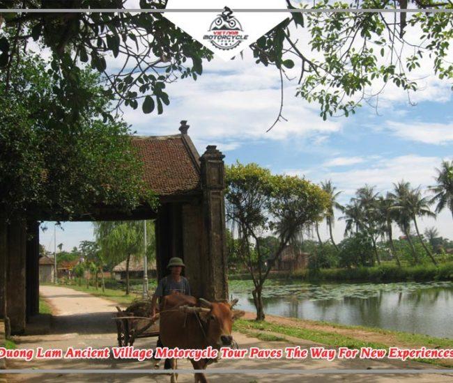 Duong Lam Ancient