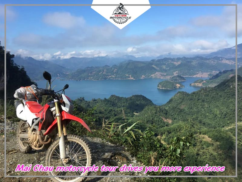 Mai Chau motorcycle tour drives you more experience