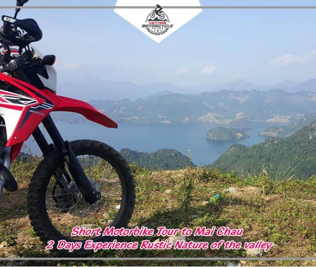 Short Motorbike Tour to Mai Chau – 2 Days Experience Rustic Nature of the valley