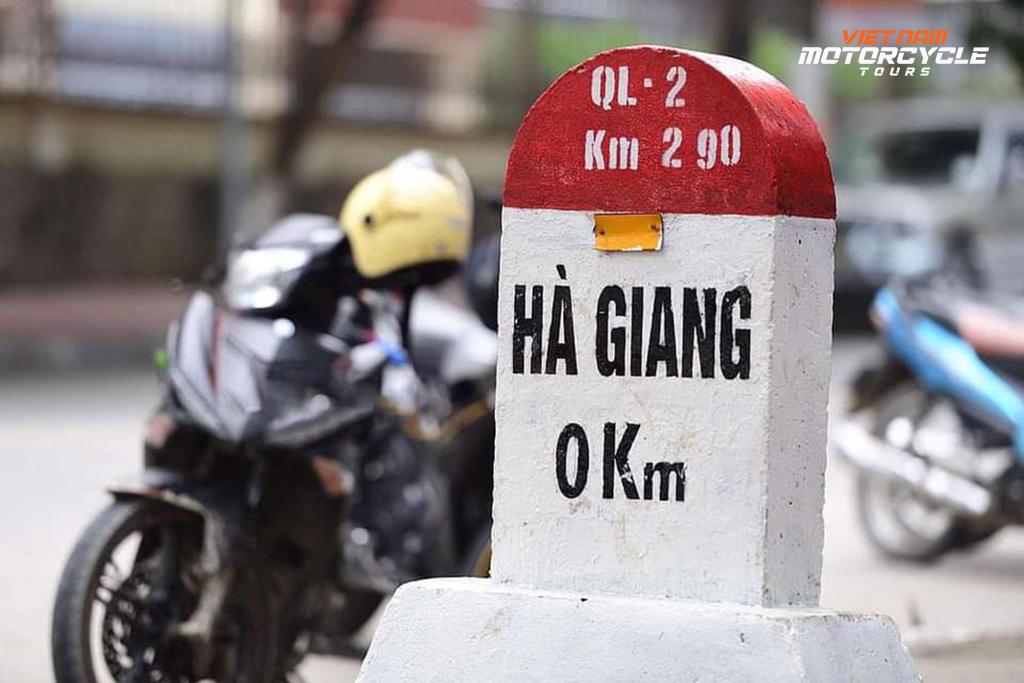 Ha Giang Loop by motorbike